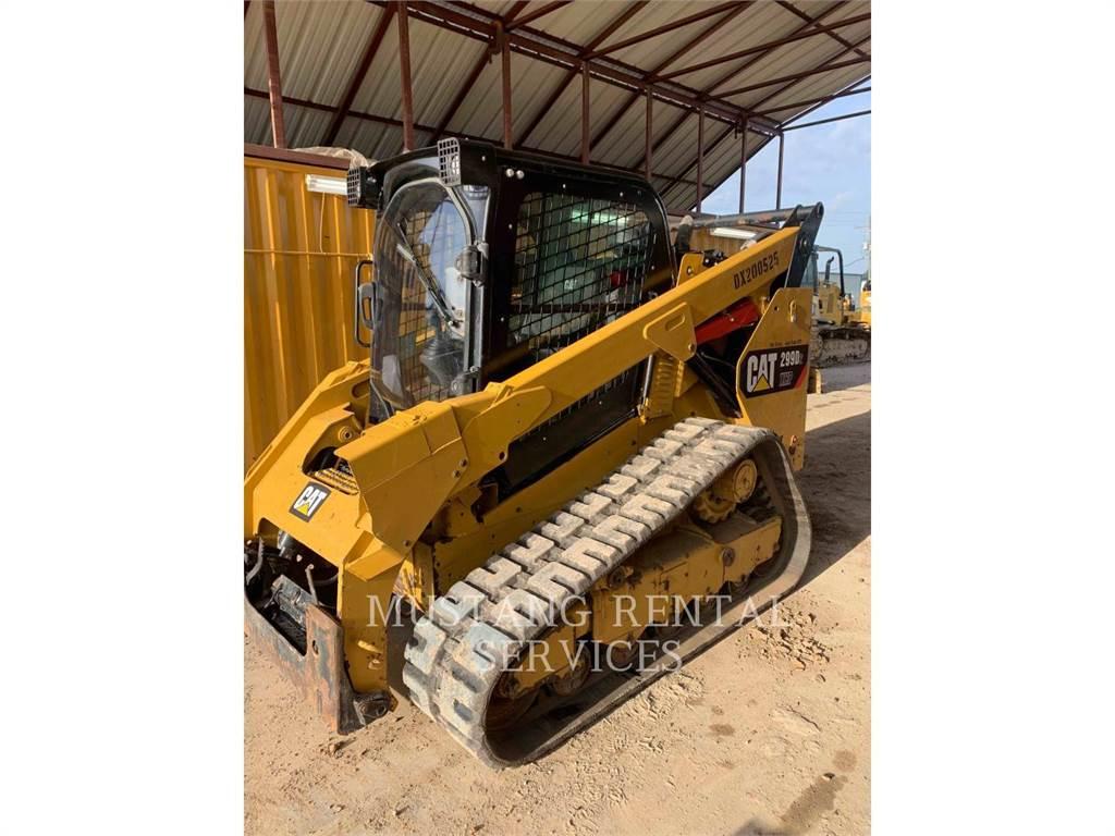Caterpillar 299XHPCA, track loaders, Construction