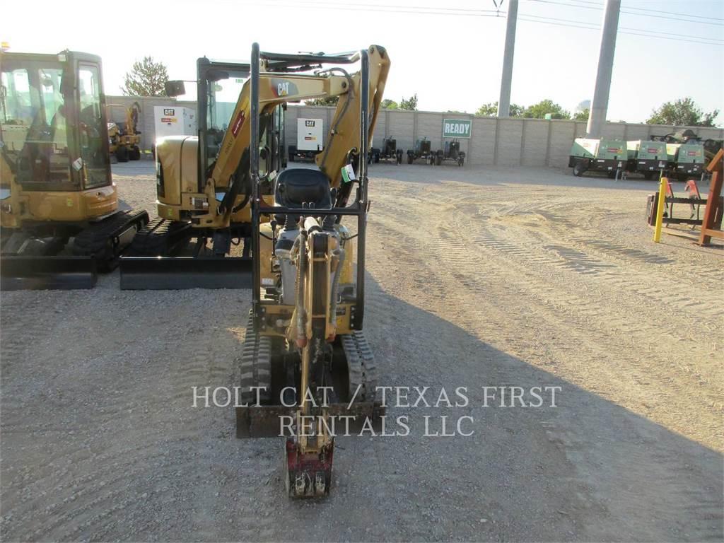 Caterpillar 300.9D、クローラー式油圧ショベル(パワーショベル・ユンボ)、建設