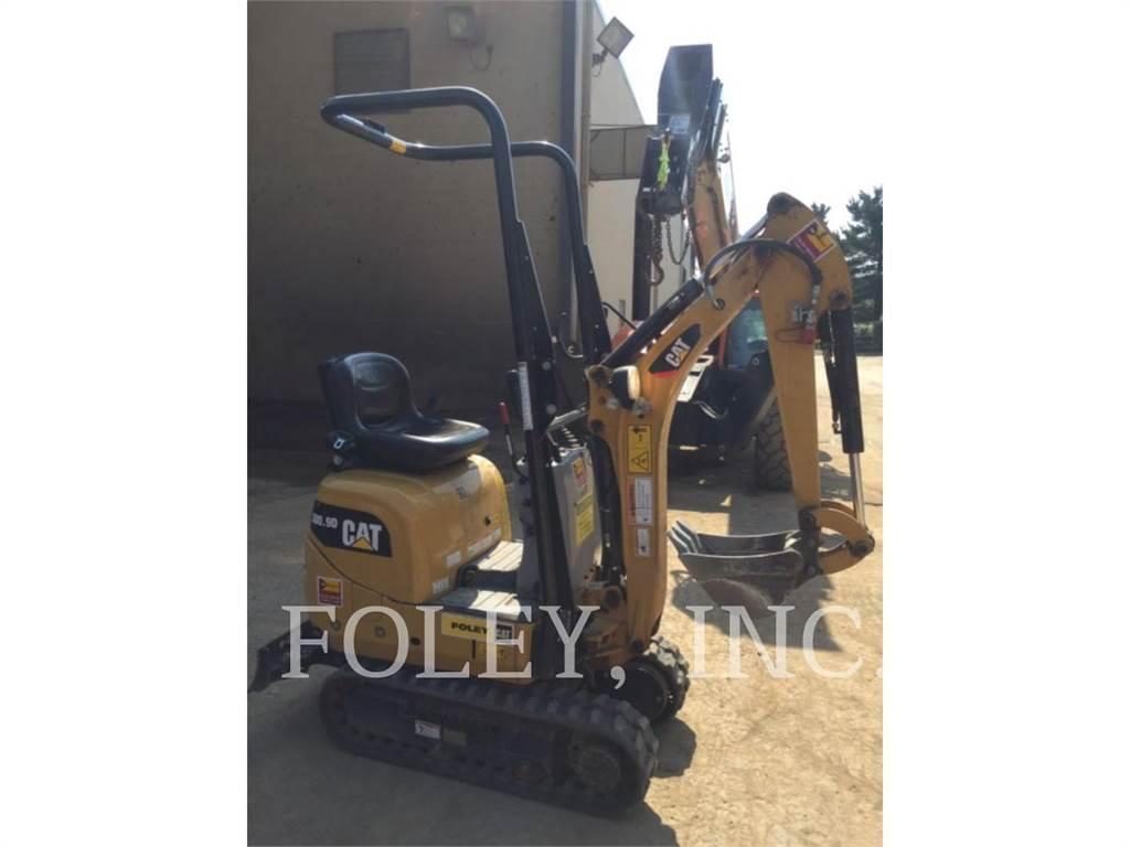 Caterpillar 300.9D, Raupenbagger, Bau-Und Bergbauausrüstung