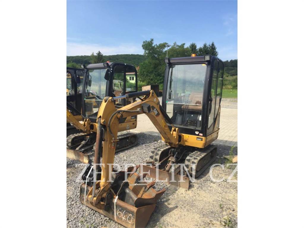 Caterpillar 301.4 C, Crawler Excavators, Construction