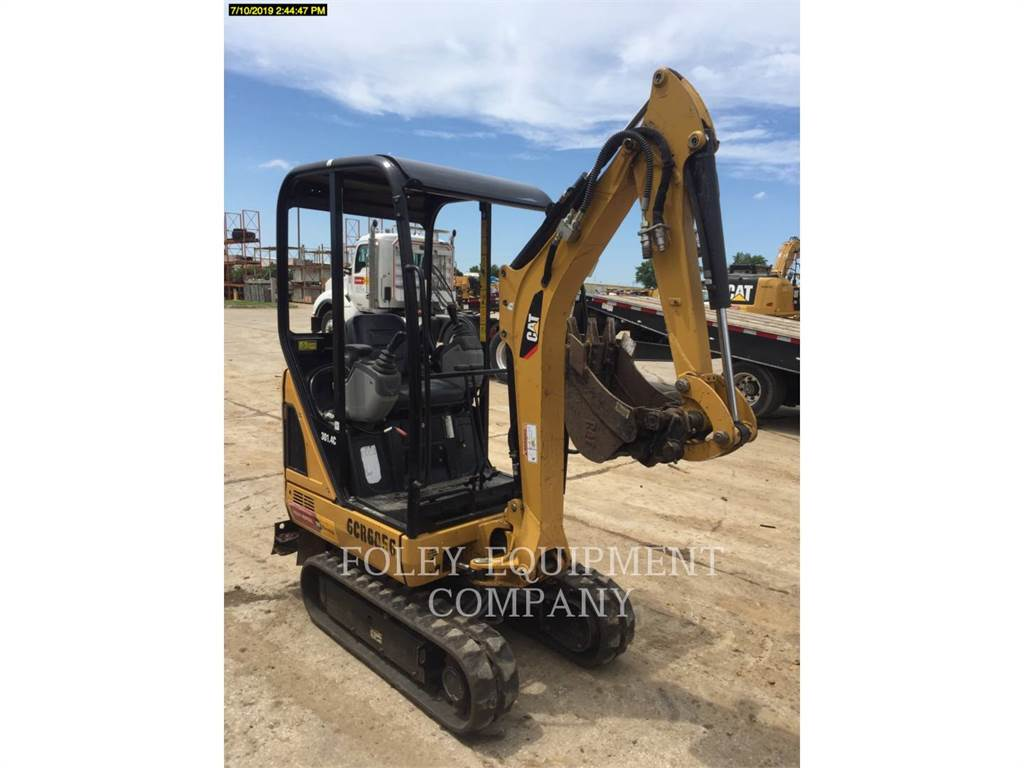 Caterpillar 301.4CSO, Crawler Excavators, Construction