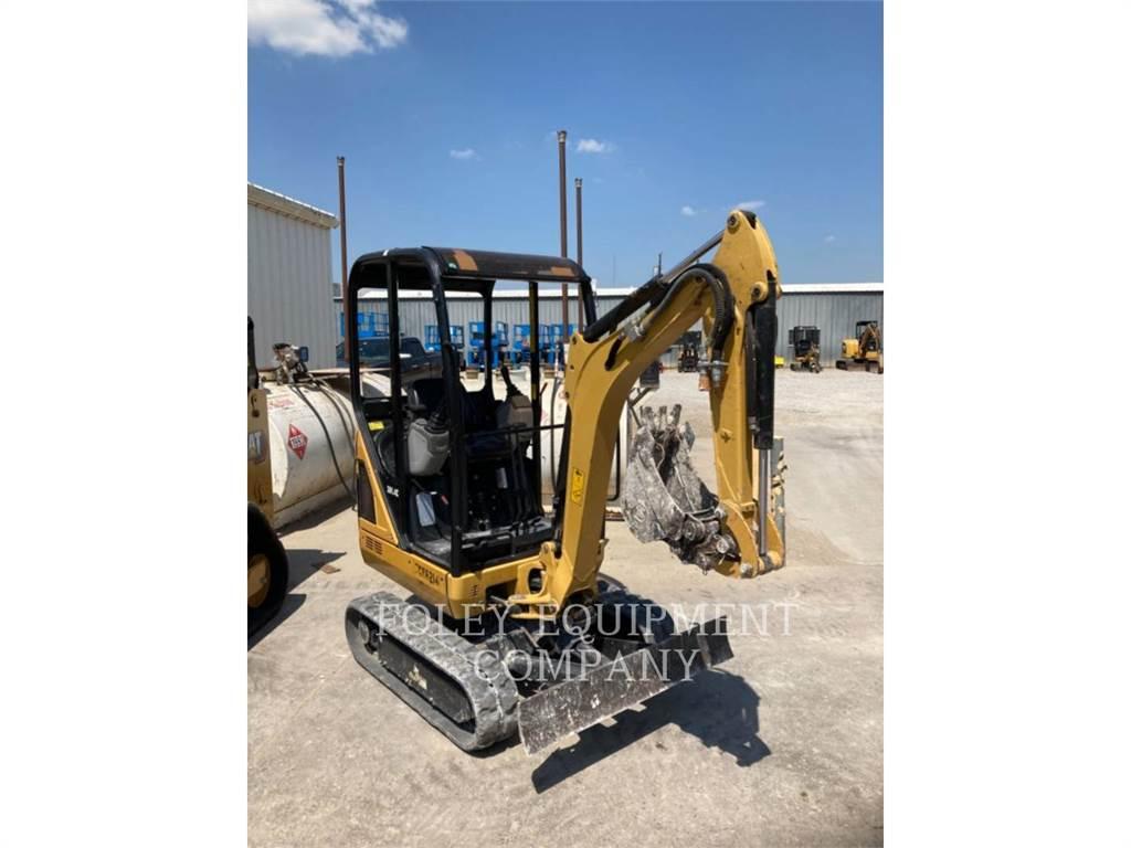 Caterpillar 301.4CSO, Excavatoare pe senile, Constructii