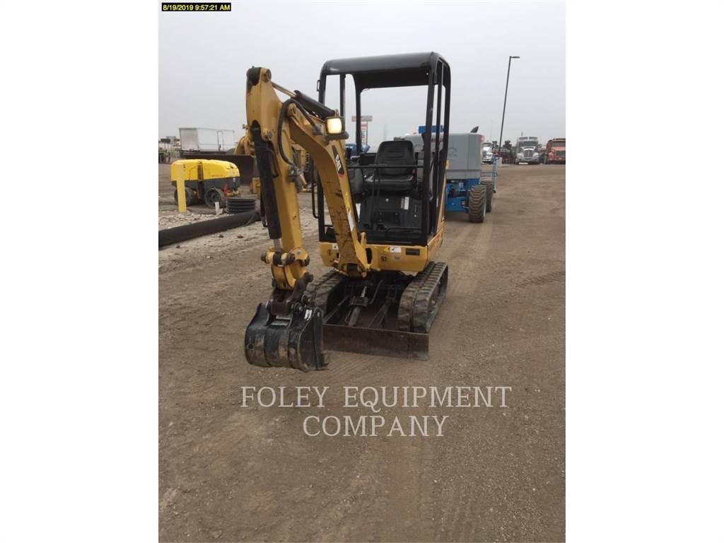 Caterpillar 301.4CSO, Excavadoras de cadenas, Construcción
