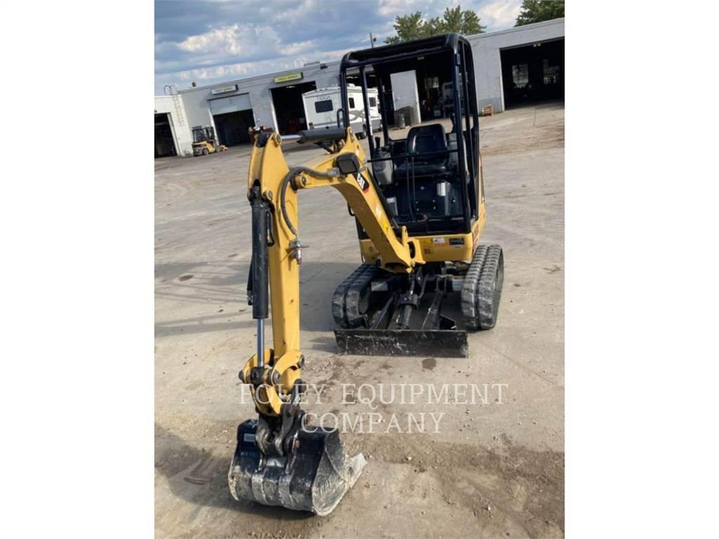 Caterpillar 301.4CSO, Raupenbagger, Bau-Und Bergbauausrüstung