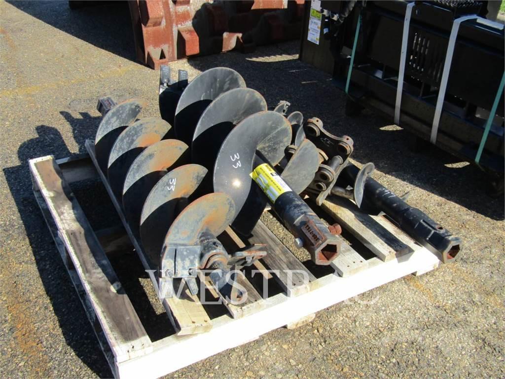 Caterpillar 301.7, auger, Construction