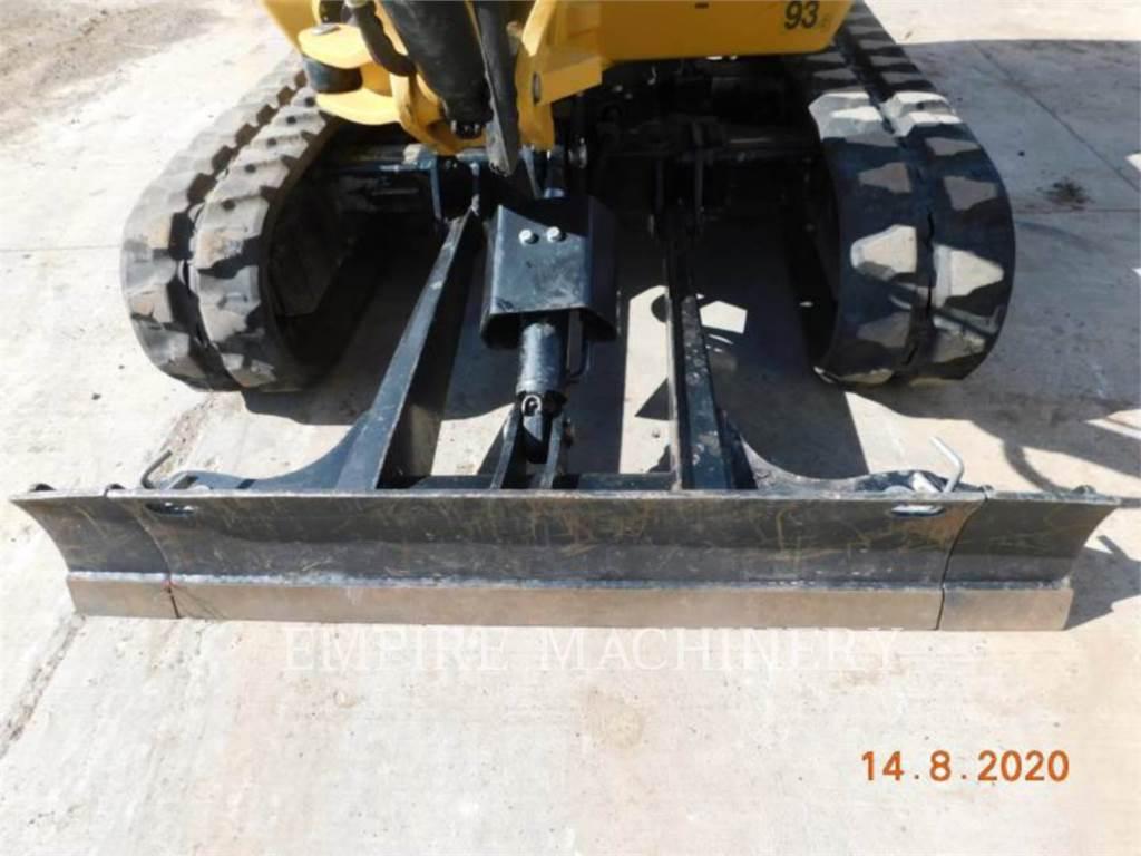 Caterpillar 301.7D, Raupenbagger, Bau-Und Bergbauausrüstung