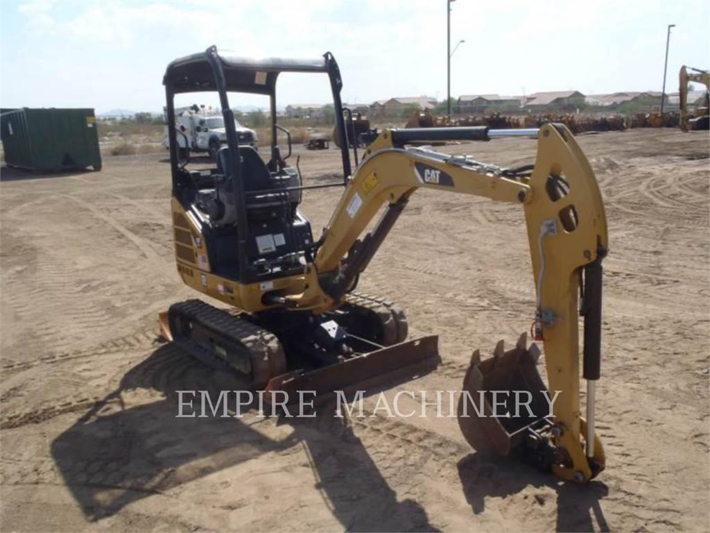 Caterpillar 301.7D OR, Raupenbagger, Bau-Und Bergbauausrüstung