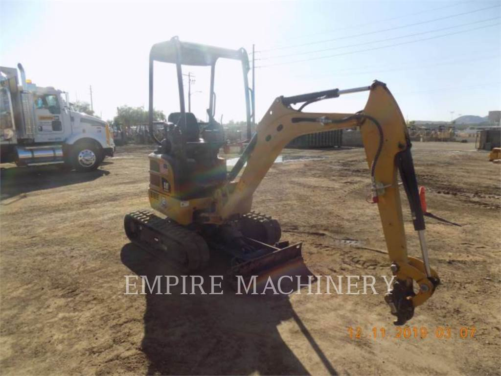Caterpillar 301.7DCR, Raupenbagger, Bau-Und Bergbauausrüstung