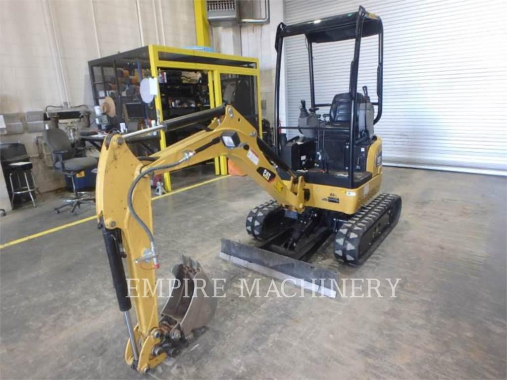 Caterpillar 301.7DCROR, Raupenbagger, Bau-Und Bergbauausrüstung
