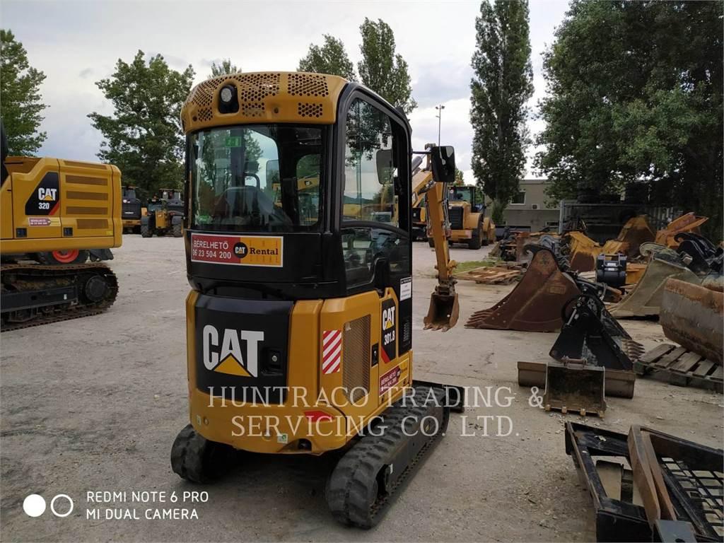 Caterpillar 301.8, Raupenbagger, Bau-Und Bergbauausrüstung