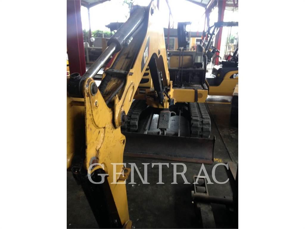 Caterpillar 302.5C, Pelle sur chenilles, Équipement De Construction