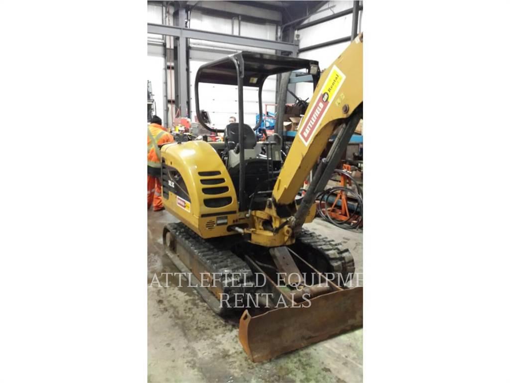 Caterpillar 302.5C、履带挖掘机、建筑设备