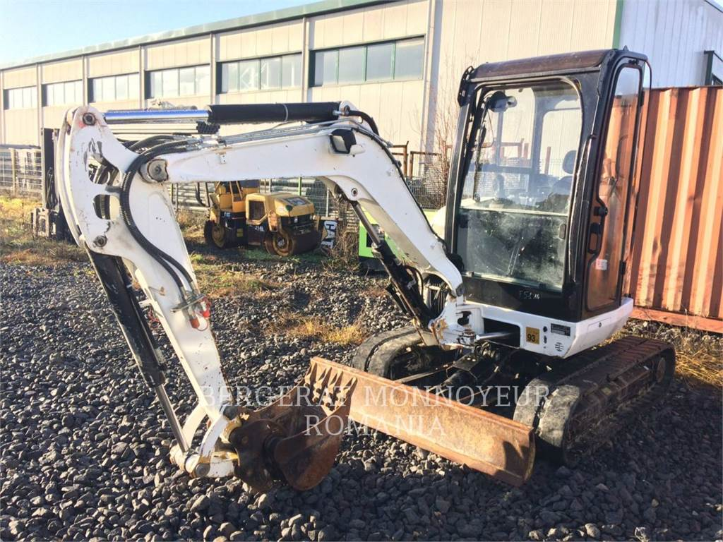Caterpillar 302.7 D CR, Crawler Excavators, Construction