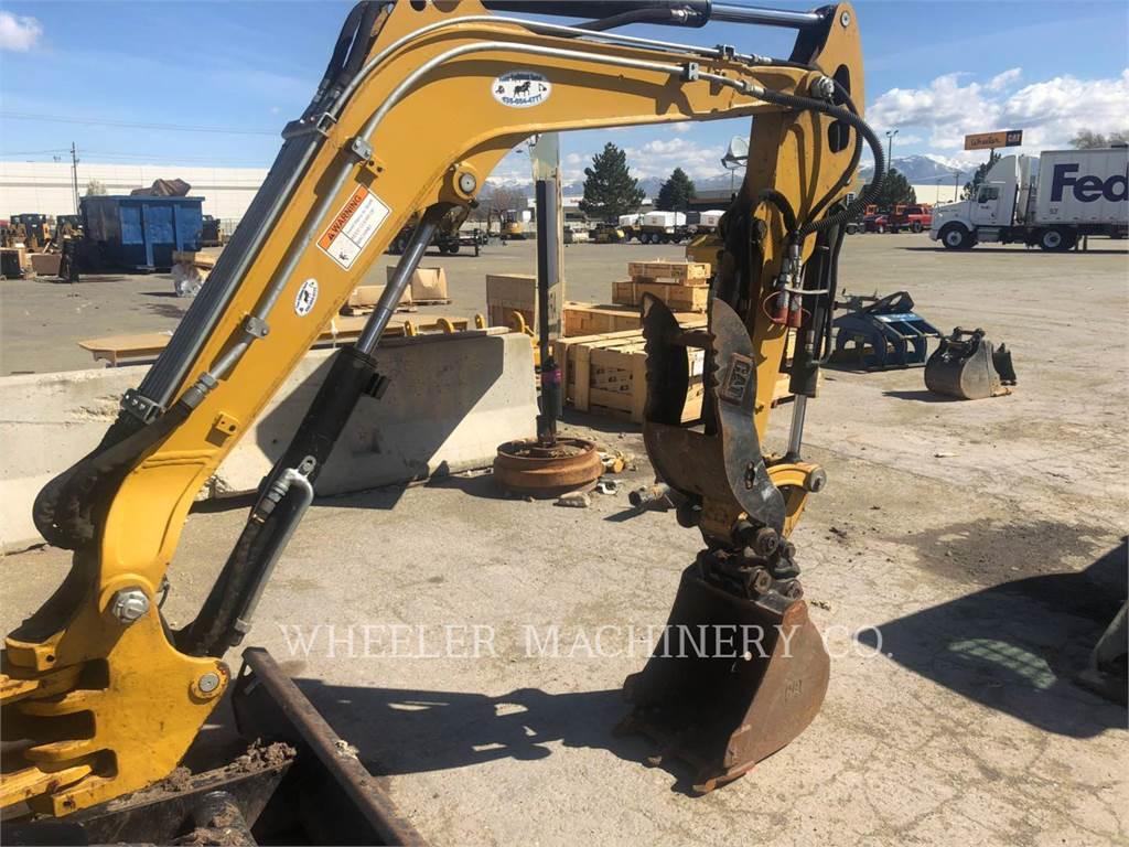 Caterpillar 302.7DC1TH, Raupenbagger, Bau-Und Bergbauausrüstung