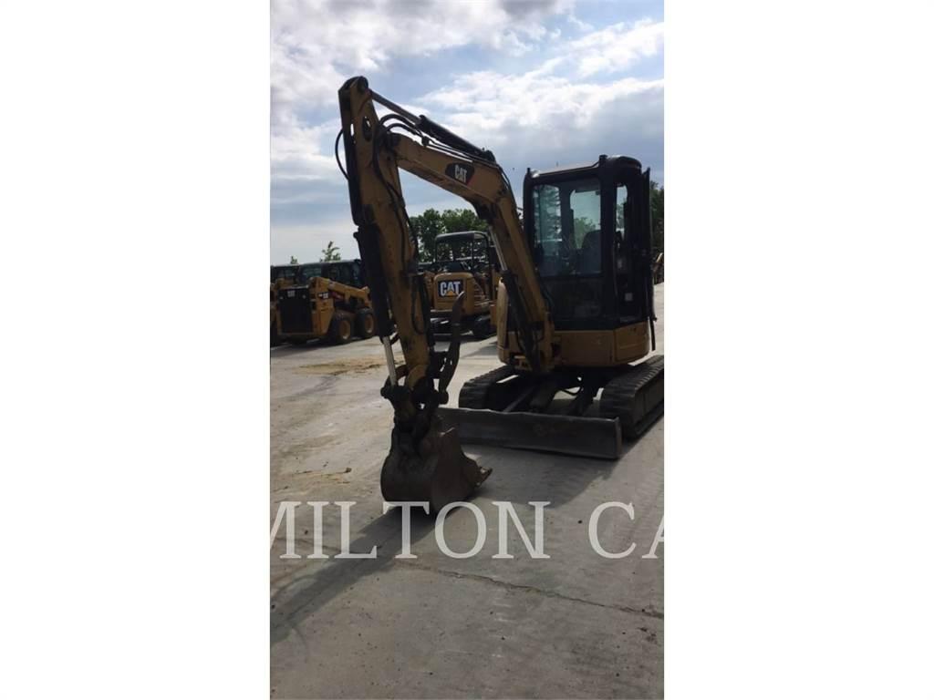 Caterpillar 303.5CCR, Raupenbagger, Bau-Und Bergbauausrüstung