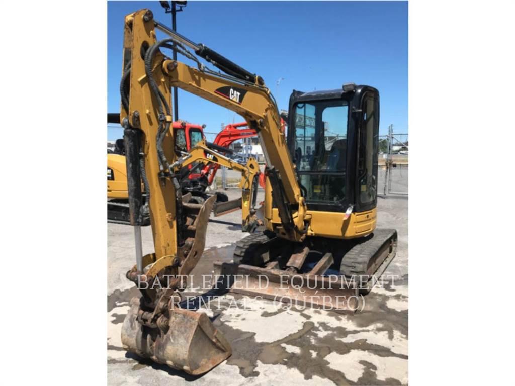 Caterpillar 303.5CCR, Crawler Excavators, Construction
