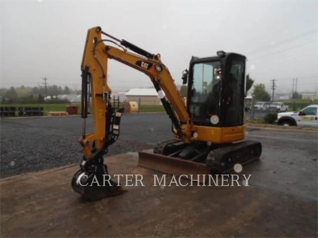 Caterpillar 303.5E AC, Crawler Excavators, Construction