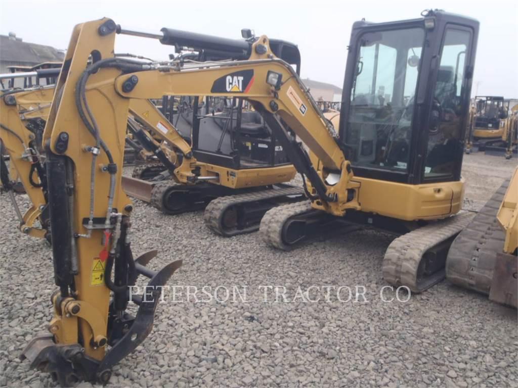 Caterpillar 303.5E2, Raupenbagger, Bau-Und Bergbauausrüstung
