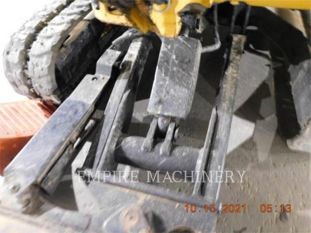 Caterpillar 303.5E2 CA, Crawler Excavators, Construction