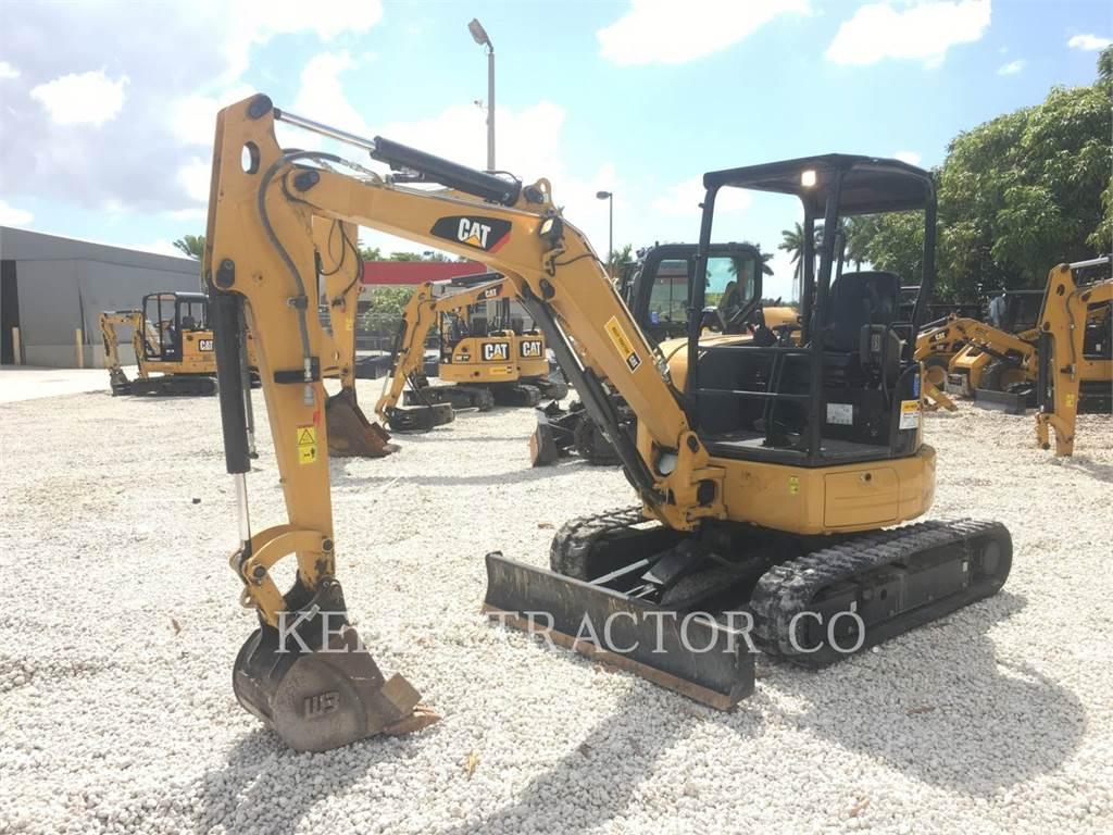 Caterpillar 303.5E2CR, Escavatori cingolati, Attrezzature Da Costruzione