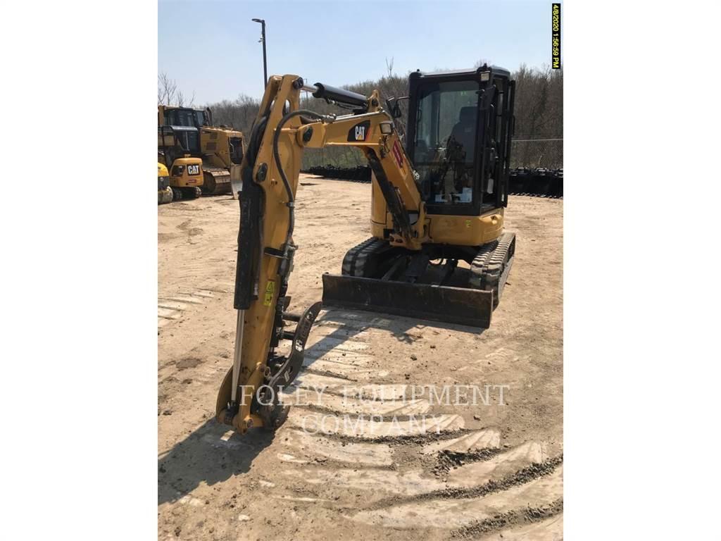 Caterpillar 303.5E2LC, Crawler Excavators, Construction