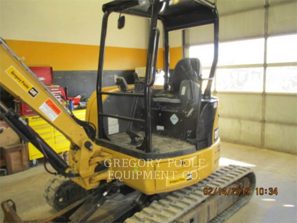 Caterpillar 303.5ECR, Raupenbagger, Bau-Und Bergbauausrüstung