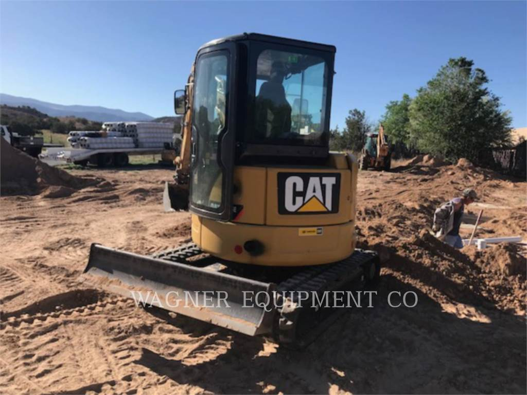 Caterpillar 303.5ECR, Crawler Excavators, Construction