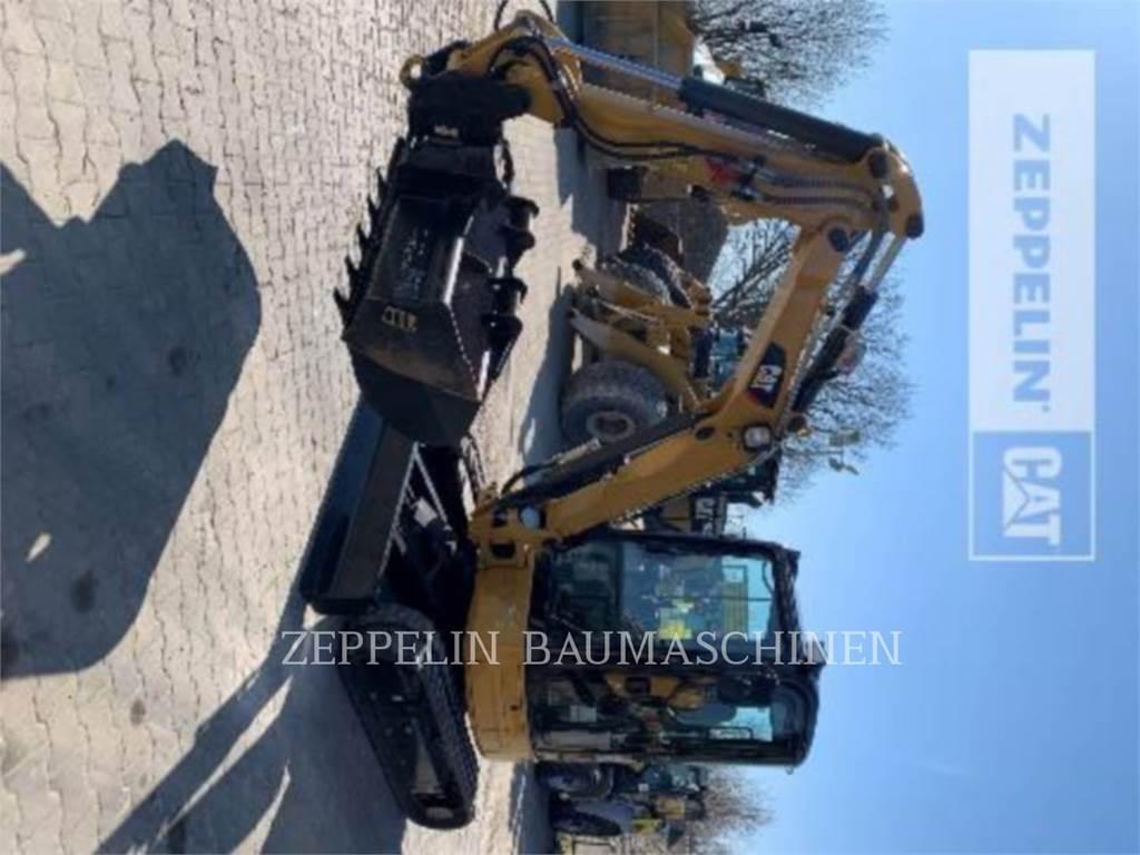 Caterpillar 303.5ECR, Crawler Excavators, Construction