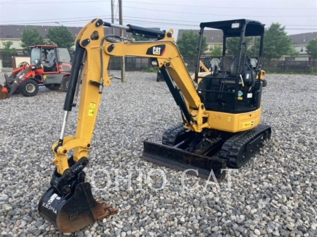 Caterpillar 303E CF1.1, Crawler Excavators, Construction