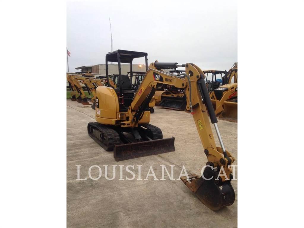 Caterpillar 303E CR, Raupenbagger, Bau-Und Bergbauausrüstung