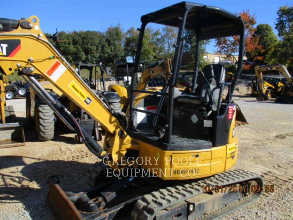 Caterpillar 303E CR, Crawler Excavators, Construction
