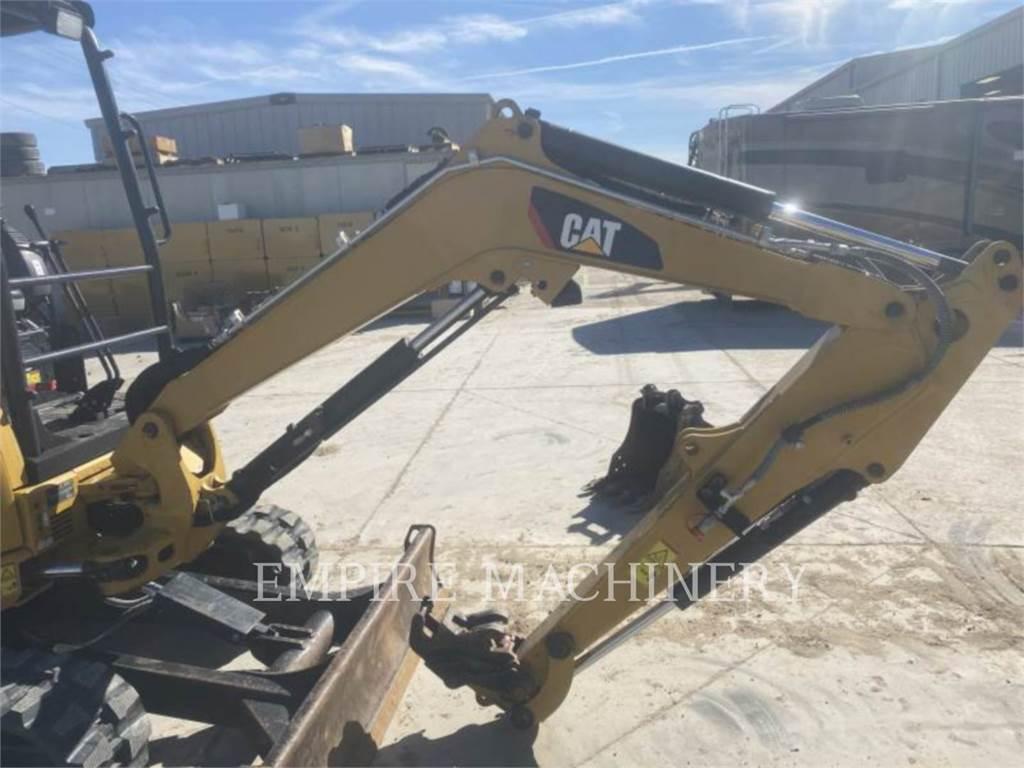 Caterpillar 303E OR, Escavadoras de rastos, Equipamentos Construção