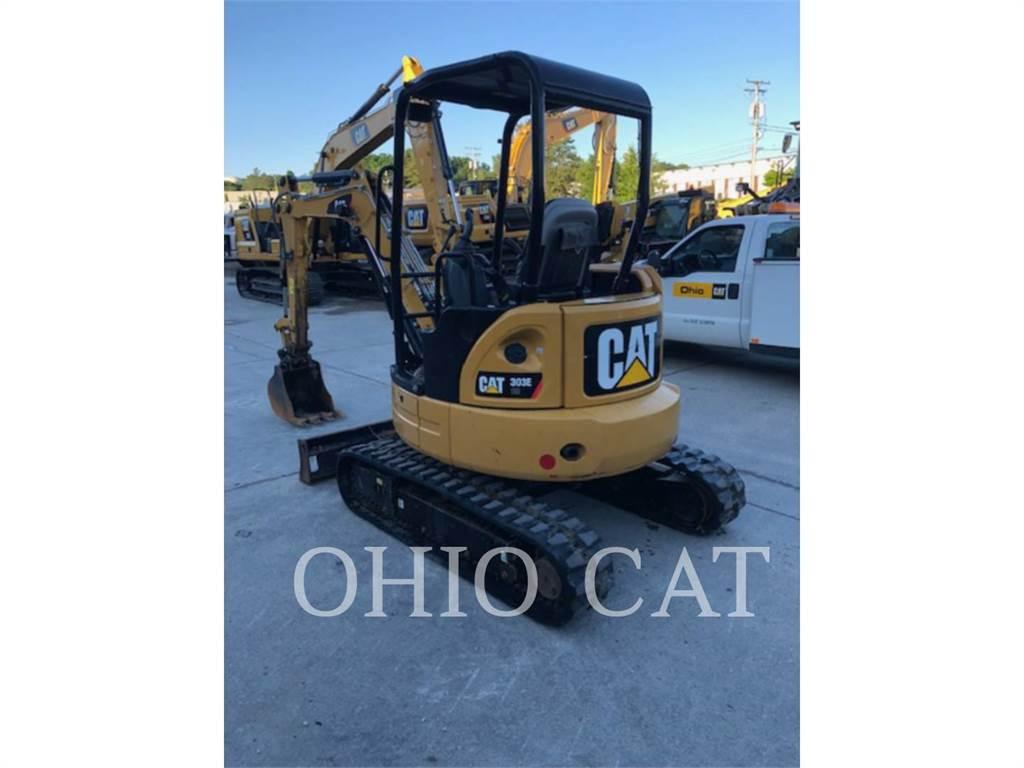 Caterpillar 303E2 DCA1, Pelle sur chenilles, Équipement De Construction