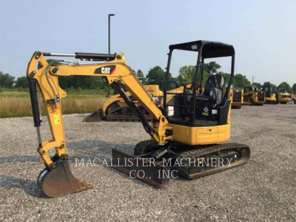 Caterpillar 303ECR, Escavatori cingolati, Attrezzature Da Costruzione