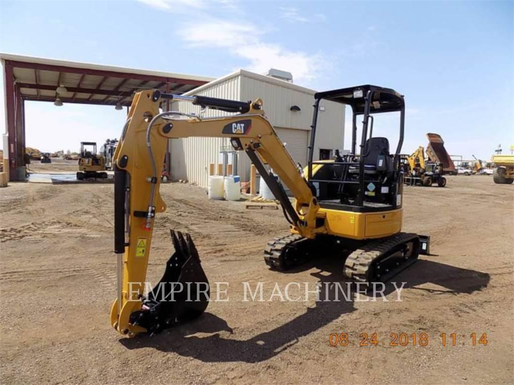 Caterpillar 303ECR, Raupenbagger, Bau-Und Bergbauausrüstung