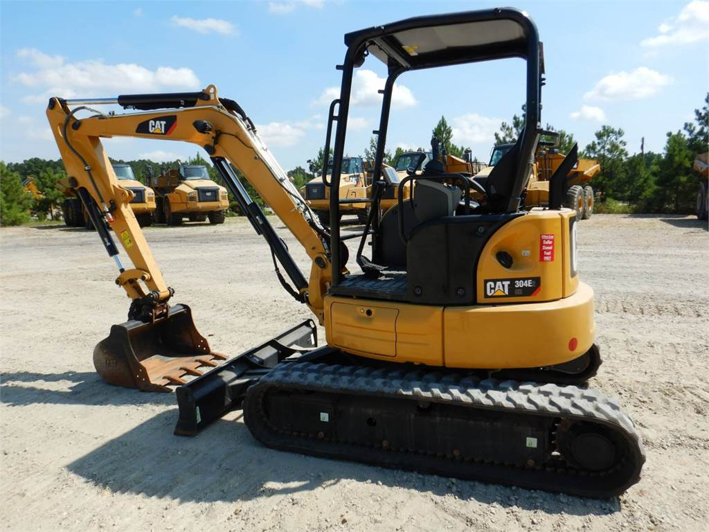Caterpillar 304 E2 CR, Crawler Excavators, Construction