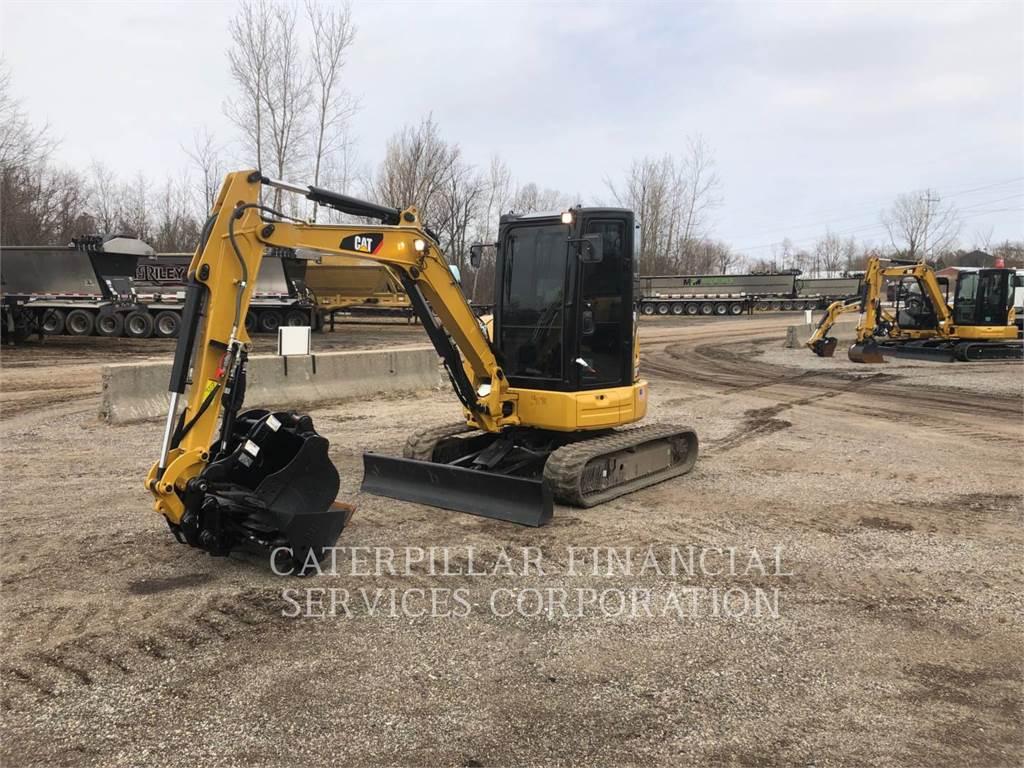 Caterpillar 304 E2 CR, Crawler Excavators, Construction