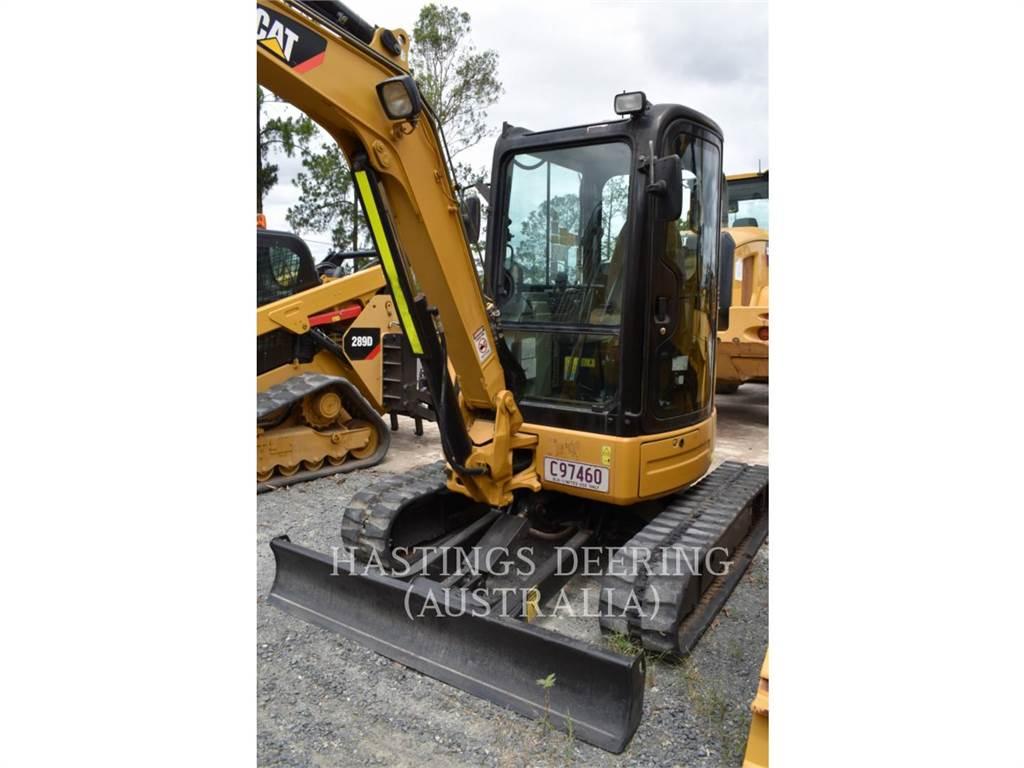 Caterpillar 304DCR, Raupenbagger, Bau-Und Bergbauausrüstung