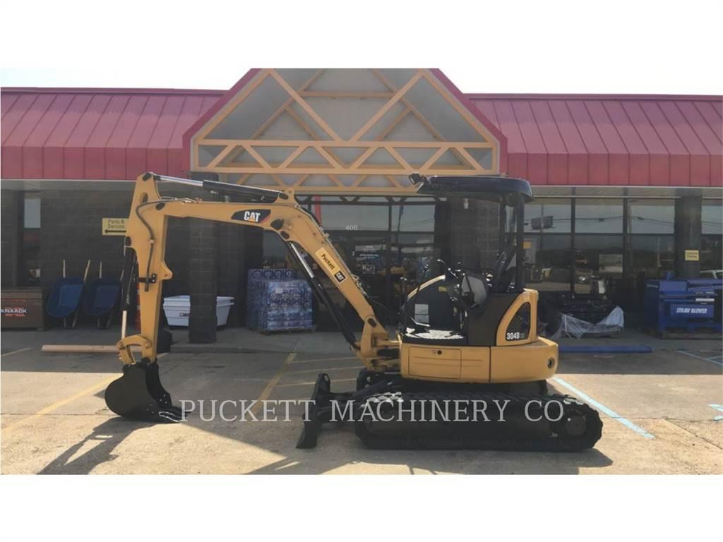 Caterpillar 304DCR, Crawler Excavators, Construction
