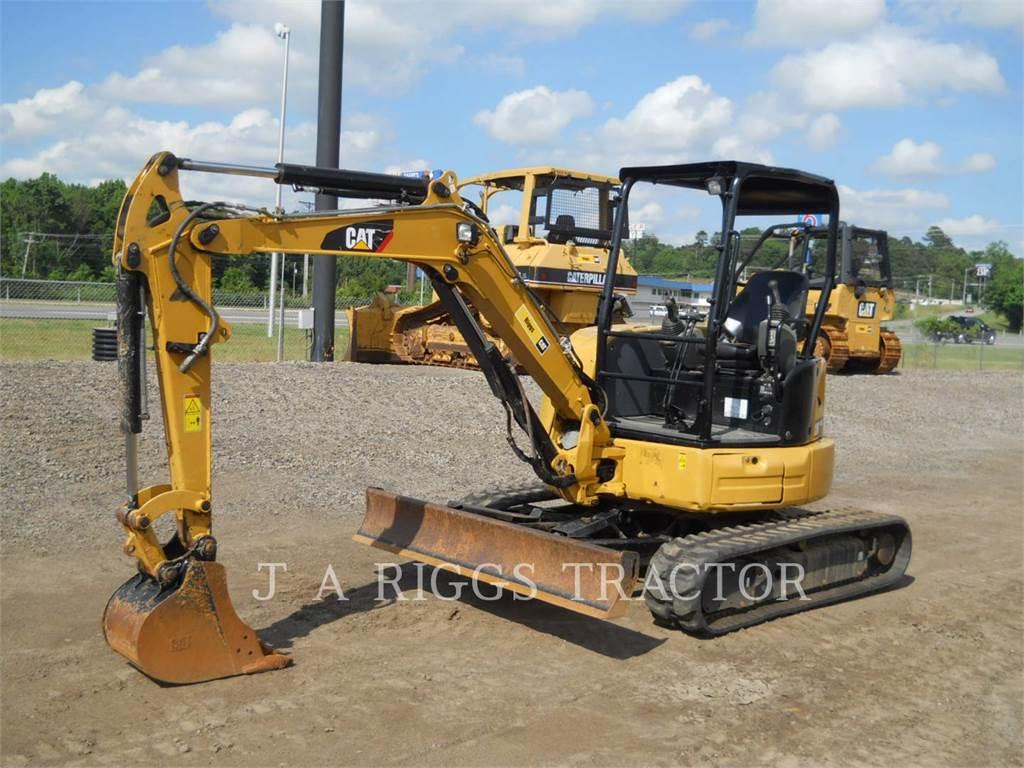 Caterpillar 304E, Crawler Excavators, Construction