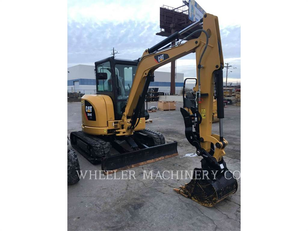 Caterpillar 304E C3, Crawler Excavators, Construction