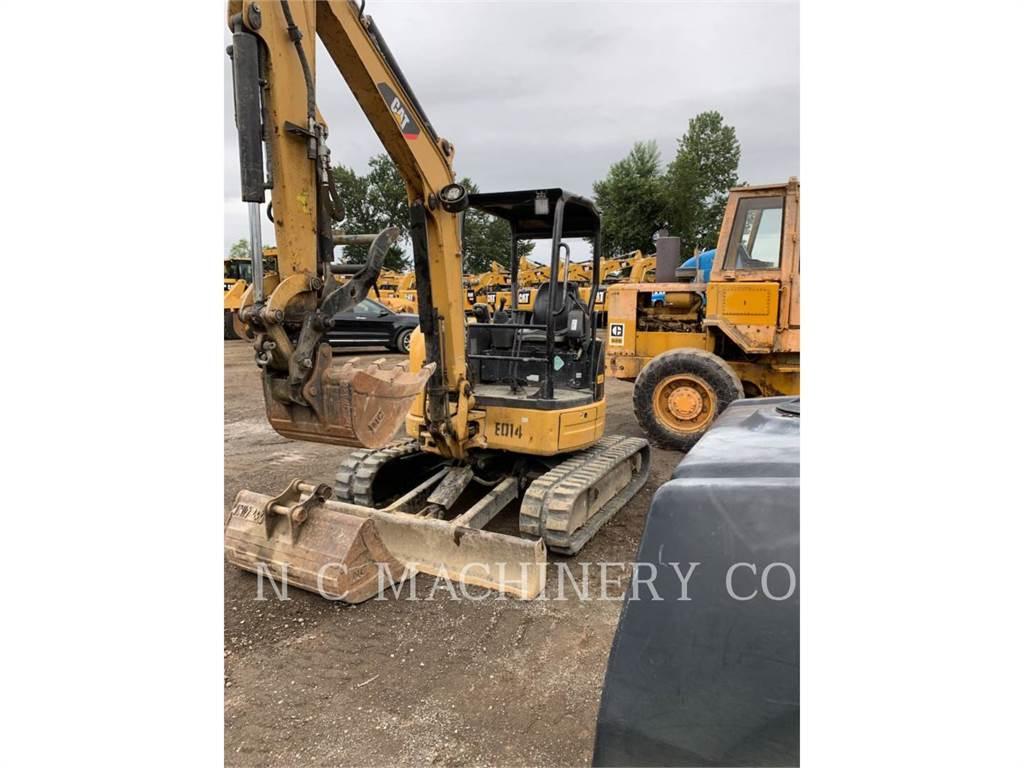 Caterpillar 304E CRCN, Crawler Excavators, Construction
