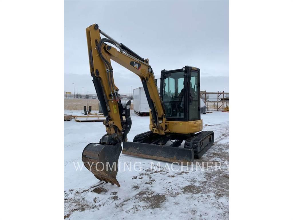 Caterpillar 304E2, Crawler Excavators, Construction