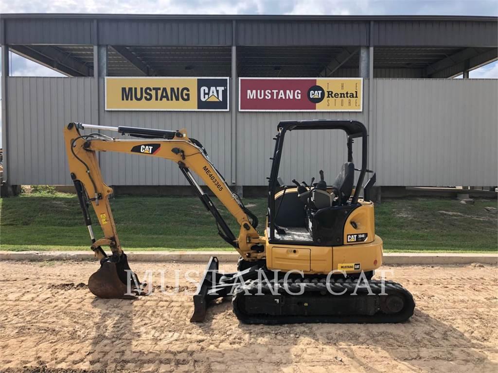Caterpillar 304E2, Skid Steer Loaders, Construction