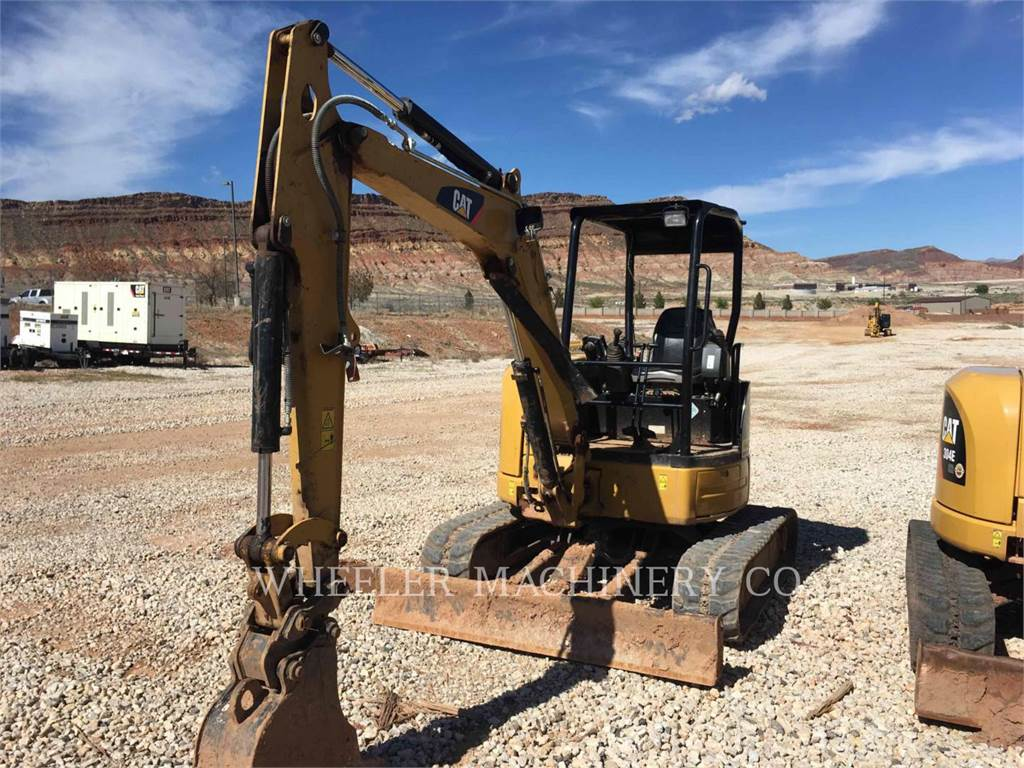 Caterpillar 304E2 C1TH, Crawler Excavators, Construction