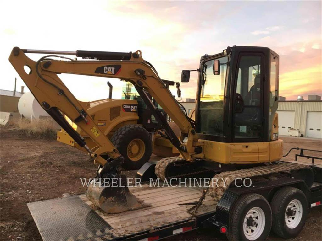 Caterpillar 304E2 C3P, Crawler Excavators, Construction