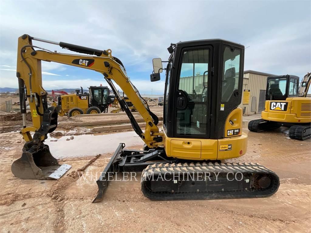 Caterpillar 304E2 C3PT, Crawler Excavators, Construction