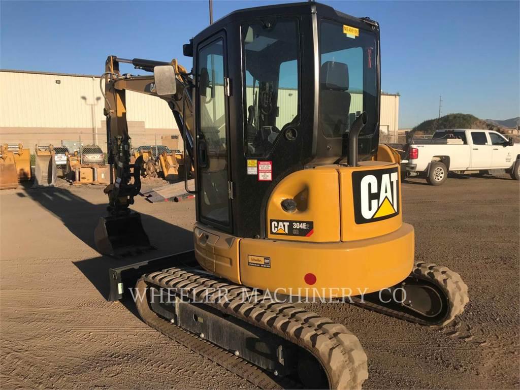 Caterpillar 304E2 C3TH, Koparki gąsienicowe, Sprzęt budowlany