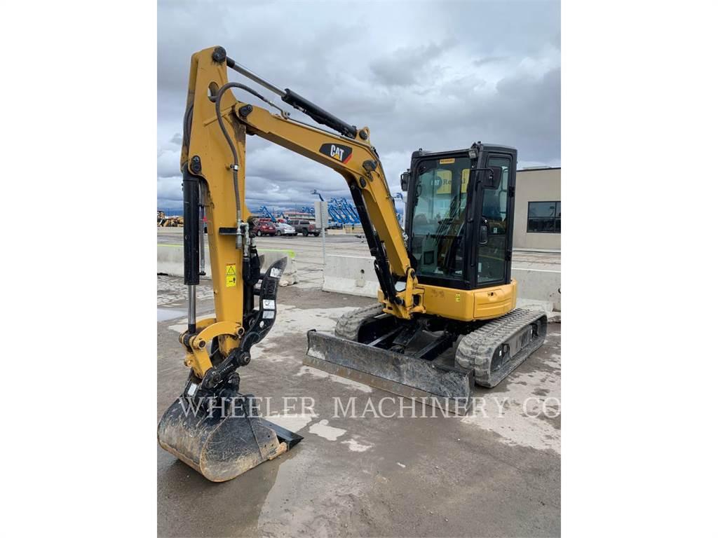 Caterpillar 304E2 C3TH, Crawler Excavators, Construction