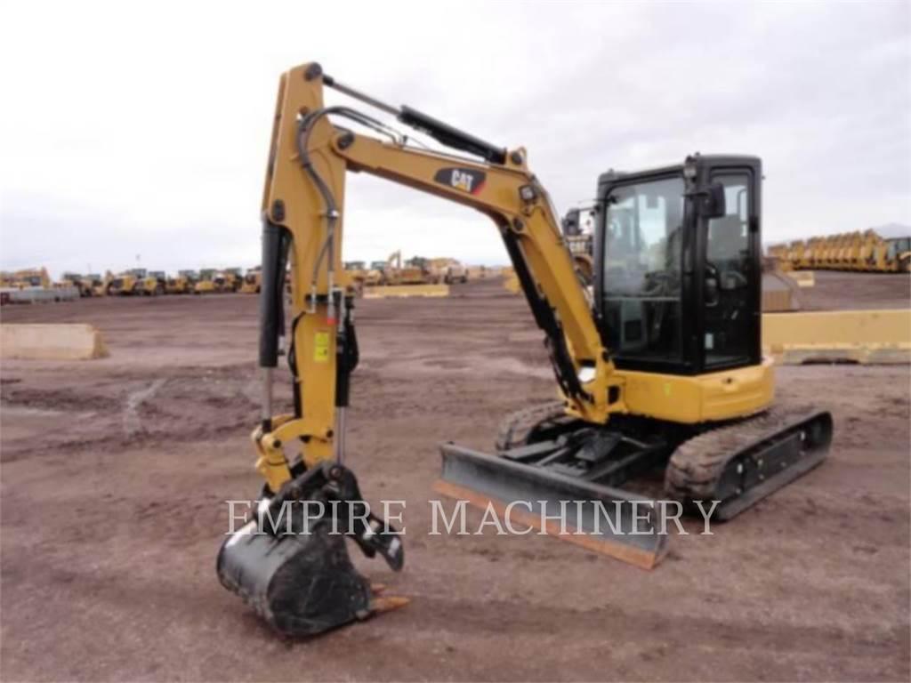 Caterpillar 304E2 CR, Excavatoare pe senile, Constructii